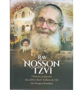Rav Nosson Tzvi - Roch Yeshiva de Mir