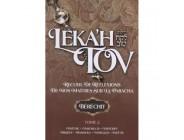 Leka'h Tov - Béréchit Tome 2