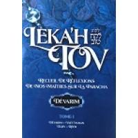 Leka'h Tov - Devarim Tome 1