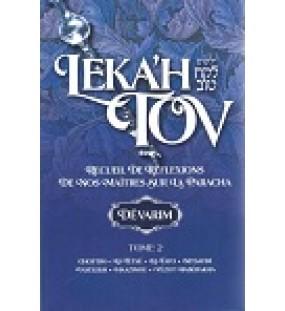 Leka'h Tov - Devarim Tome 2