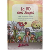 La BD des Sages - Tome 3 + CD audio