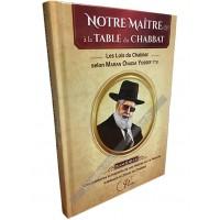 Notre Maître à la Table du Chabbat - Bamidbar