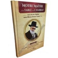 Notre Maître à la Table du Chabbat - Chemot