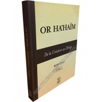 Or Ha'Haïm - Béréchit - Tome 1