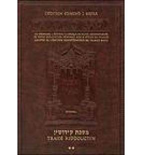 ArtScroll - Talmud Bavli - Kidouchin 2