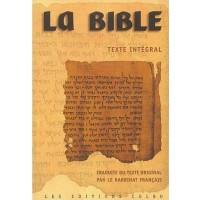 La Bible - Zadoc Kahn