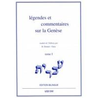 Légendes et commentaires sur la Genèse - Brigitte Donnet-Guez
