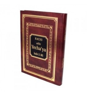 Rachi séfèr Yecha'ya - Isaïe (1-30)