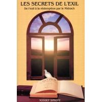 Les secrets de l'exil - Yossef Simony