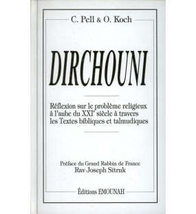 Dirchouni - Chimon Pell et Olivier Koch