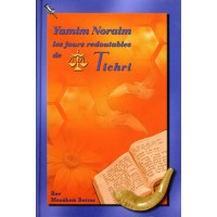 Yamim Noraim - Les jours redoutables de Tichri - Rav Mena'hem Berros