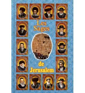 Les sages de Jérusalem - G.Katsenelenbogen
