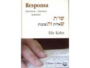 Responsa -  Rav Elie Kahn